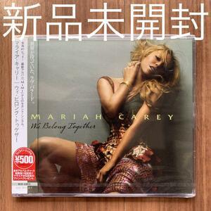 Mariah Carey マライア・キャリー We Belong Together ウィ・ビロング・トゥゲザー 新品未開封