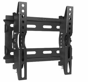 送料無料 BESTEK テレビ壁掛け金具 14~40インチ VESA規格200×200mmまでのLED液晶テレビ対応 小型 左右移動式 角度調節可能 BTTM250A 送