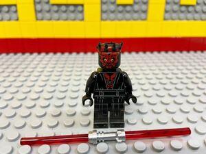 ☆スターウォーズ☆ レゴ ミニフィグ ダース・モール 正規品 義足 メカニカルレッグ ( LEGO 人形 シス 暗黒卿
