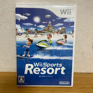 Wiiソフト Wii sports resort
