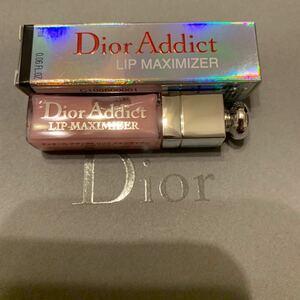 新品未使用 ディオール アディクトリップマキシマイザー 001 dior