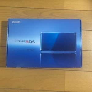 ニンテンドー3DS 3DS本体 新品未使用 ブルー