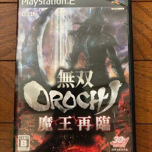 PS2ソフト 無双OROCHI 魔王再臨