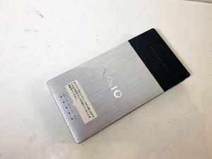 YV685**[ junk ]SONY VAIO VGP-UHDM10 USB portable hard disk drive