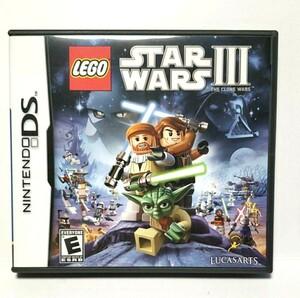 DS LEGO STAR WARS 3 北米版 ニンテンドーDS