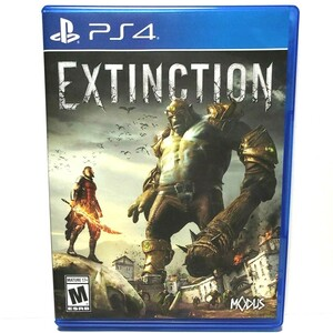 PS4 EXTINCTION 北米版