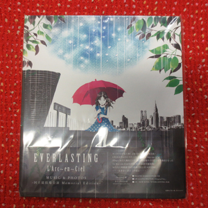 新品 EVERLASTING L'Arc~en~Ciel MUSIC & PHOTOS 国立競技場公演 Memorial Edition