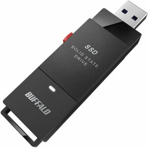 SSD attached outside 1TB ( Buffalo )PS4/PS5 correspondence