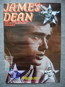 青春よ永遠に ジェームズ・ディーンのすべて ポスター(縦72・1cm、横51・3cm) デニス・ホッパー、ナタリー・ウッド