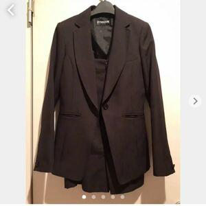 リクルートスーツ セットアップスーツ テーラードジャケット