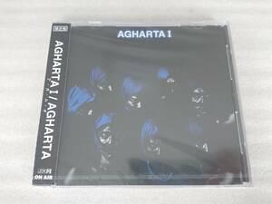 AGHARTA Ⅰ アガルタ1 限定 帯 角松敏生 CD 未開封 未使用 新品