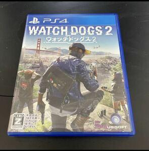 ps4 watch dogs 2 ウォッチドッグス2