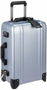 нулевой Гарри Бёртон чемодан Cassic Aluminum 2.0 может быть доставлен в машине 32L50cm4.9kg Dosh синий новый классический алюминий