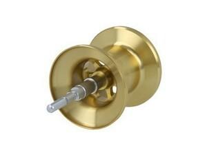 アベイル マイクロキャストスプール AMB2560R 6mm 軽量スプール 金 ゴールド アブ 2500C , 2501C , 2600C ABU アンバサダー (21074