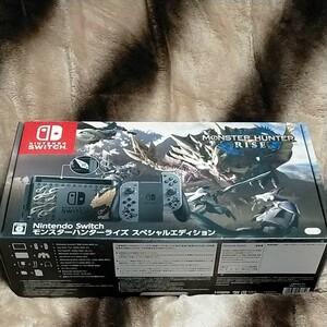 モンスターハンターライズ Nintendo Switch 新モデル 同梱版