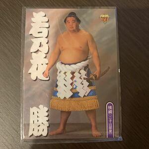 99BBM 3 若乃花 勝 大相撲カード