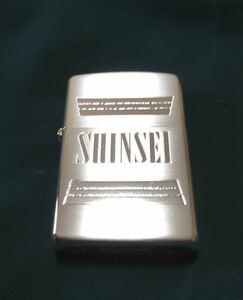 ZIPPO SHINSEI ジッポー しんせい JT たばこ シリアル番号入り 現状品
