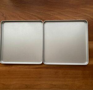 トースター受け皿(トレー)2枚