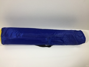 STK コレクション STK1104 ビーチテント ブルー 青 アウトドア 海水浴 袋付き 取説付き 未使用品