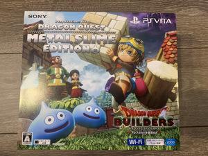 PS VITA ドラゴンクエストビルダーズ メタルスライムエディション ドラクエ SONY 新品 未使用 本体 ソフト