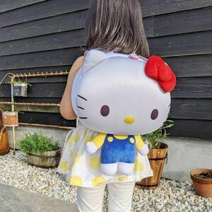 キティちゃん 子供リュックサック  新品未使用 サンリオ タグ付き