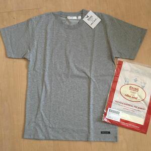 ニコアンド niko and★ブリングマテリアルTシャツs(4950円)