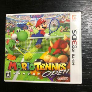 マリオテニスオープン 3DS