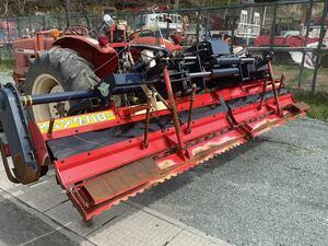 ニプロ ウィング ハロー HV-3301BR 農機具 トラクター用 折りたたみ式 青森県 五戸町
