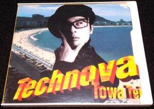 Towa Tei / Technova CDS★7曲  テイ・トウワ テクノヴァ Deee-Lite 1995年US盤