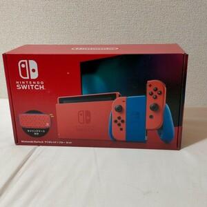 任天堂 Nintendo Switch マリオレッド×ブルー セット 新品