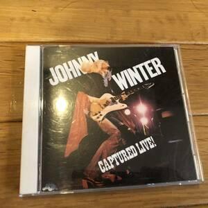 送料込 国内盤 熱狂のライヴ ジョニーウィンター
