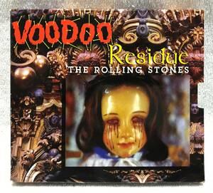 [送料無料]The Rolling Stones ローリング・ストーンズ[即決]VOODOO RESIDUE [VIGOTONE 156-157 2CD] ヴードゥー・ラウンジ