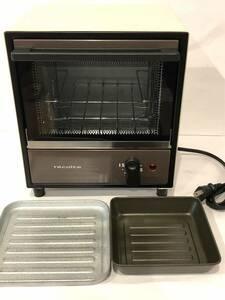 美品 recolte(レコルト) Solo Oven(ソロオーブン) ホワイト RSO-1(W)