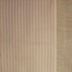 ストライプ柄 ダブルガーゼ くすみピンク 生地巾約108cm×約29cm
