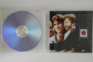 DVD Eric Clapton, George Harrison Tokyo Dome 1991 1st NONE NOT ON LABEL Unknown /00110