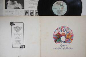 LP Queen オペラ座の夜 A Night At The Opera P6553E ELEKTRA /00400