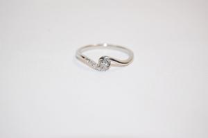 ヴァンドーム青山 VENDOME AOYAMA Pt950 ダイヤモンド リング 指輪 サイズ約13号 レディスリング
