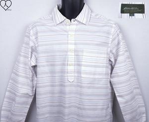 《郵送無料》■Ijinko◆エディーバウアー Eddie Bauer S サイズ長袖シャツ