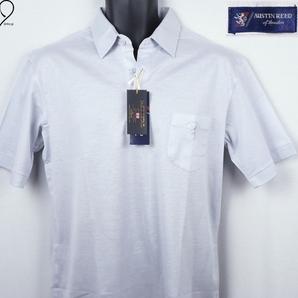 《郵送無料》■Ijinko◆新品☆オースチン・リード/Austin Reed L サイズ半袖ポロシャツ