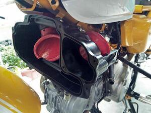 モンキー125 monkey JB02 エアクリーナ ビッグ スロットル ボディ フィルター