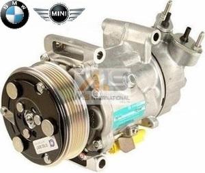 【M's】BMW ミニ R55 R56 R57 R58 R59 R60 R61 (2006y-2013y) 優良社外品 エアコンコンプレッサー 64529223392 64522758145 64526942501
