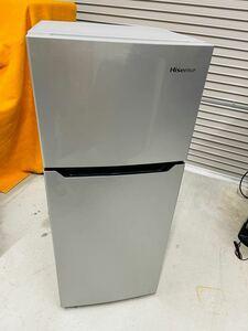 Hisense 冷凍冷蔵庫 2ドア