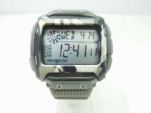 期間限定セール タイメックス TIMEX デジタル腕時計 カレンダー付き 腕時計 時計 迷彩 TW5M18300