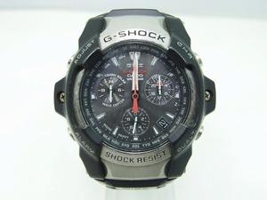 期間限定セール カシオ CASIO G-SHOCK GIEZ アナログ 腕時計 ブラック シルバー 黒 灰色 GS-1000J
