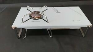 SOTO バーナー ST-310用遮熱テーブル(脚2本)