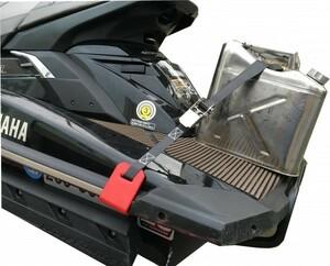 ジェット用 ステンレスラチェットラックベルト 荷物の固定に その他