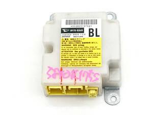 _b58101 ダイハツ ムーヴ ムーブ カスタム X DBA-L175S SRS エアバッグ バック コンピューター 未展開 89170-B2620 / 150300-0820 L185S