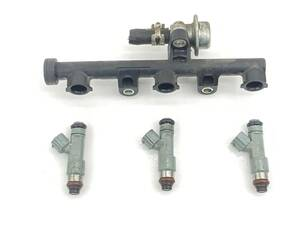 _b58101 ダイハツ ムーヴ ムーブ カスタム X DBA-L175S インジェクター デリバリーパイプ KF-VE L185S