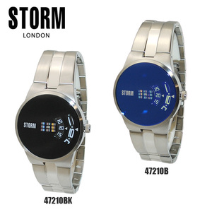 47210B ブルー STORM LONDON(ストームロンドン) 腕時計