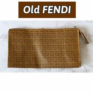 OLD FENDI ハンドバッグ バックインバック ポーチ